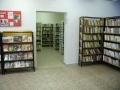 Městská knihovna interiér