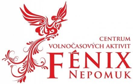Centrum volnočasových aktivit FÉNIX - návrh loga