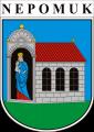 Znak města Nepomuk