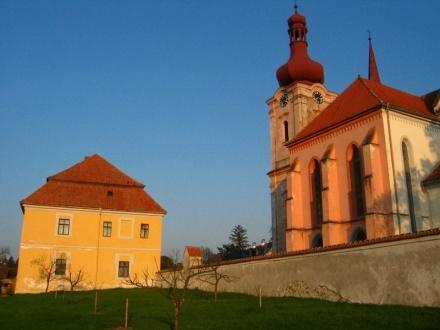 Kostel sv. Jakuba Většího a arciděkanství